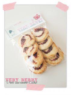 Cranberry-Limetten-Kekse