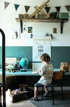 Nuestros hijos comienzan pronto en esto de los estudios. Por tanto, es necesario que tengan un lugar en el que puedan hacer los deberes y estudiar. Aunque lo ideal es tener un espacio independiente para esto, la mayoría de las casas no cuentan con esa suerte. Crear una zona de trabajo en el propio dormitorio …