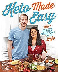A hub for easy low carb, gluten free and keto recipes, as well as tips on making a keto lifestyle more approachable.