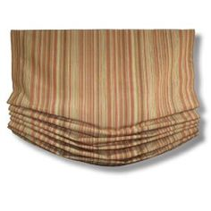 How To: make a relaxed roman shades.