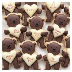 New on the #latelier21 blog: Be Mine Bear Cookies. Check out the step-by-step tutorial...   Use Instagram online! Websta is the Best Instagram Web Viewer!