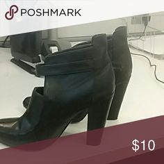 Shoez Ankle bootie Shoes Ankle Boots & Booties