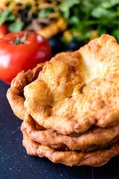 Authentic Indian Fry Bread is a beloved tradition in the Western United States. Serve it up savory as Navajo Tacos or go the sweet side.