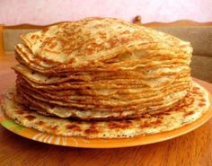 Творожные блины - объедение! Crepe Recipes, My Recipes, Baking Recipes, Snack Recipes, Favorite Recipes, Russian Desserts, Russian Recipes, Birthday Cake For Mom, European Cuisine