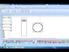 BERNINA DesignWorks - Tool Tip - Rectangular Array