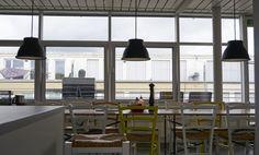 Freie Arbeitsplätze in modern eingerichteter Bürogemeinschaft #Büro, #Bürogemeinschaft, #Office, #Coworking, #Stuttgart