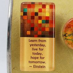 quote magnets ~ einstein