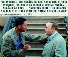 Frases de películas #FelizMartes :)
