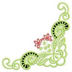 Heirloom Cutwork Corners 2 09 machine embroidery designs