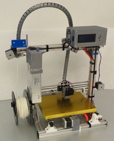 The Scalar M and XL 3D Printers #3dprinting