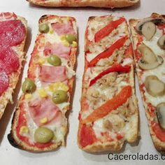 Pizzas y Empanadas New Recipes, Healthy Recipes, Healthy Meals, Deli Food, Chicken Salad Recipes, Empanadas, Tostadas, Sandwiches, Brunch