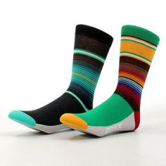 Thin Stripes Pair 2PK Multi I, $19, now featured on Fab.