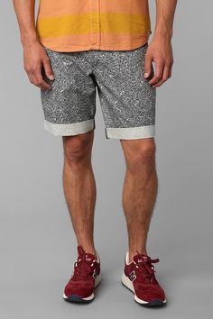 Dockers Paisley Rolled Short