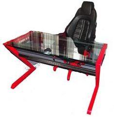 Ferrari F40 Office Desk