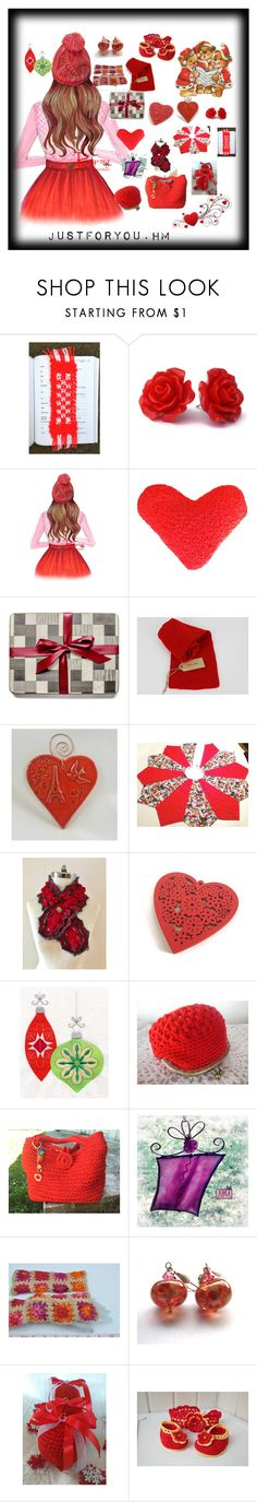 Hello Christmas by justforyouhm on Polyvore featuring moda