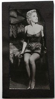 LG vint Orig 1950s Marilyn Monroe
