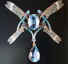 Lalique Art Nouveau