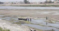 Covardia. Estado Islâmico está fechando o rio Eufrates em manobra de guerra. Geopolítica.   Continue Lendo Clique Imagem