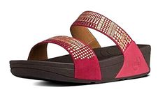 2728c111a Brought to you by Avarsha.com  Fit-Flop Women s Aztek Chada Slide Flip