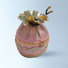 Hand Bag Purse Box Swarovski Crystals Jewelry, Trinket or Pill Box Figurine