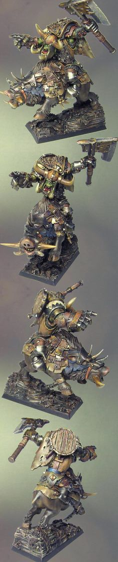 Warboss Gorbad Ironclaw!