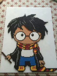Harry Potter hama perler beads