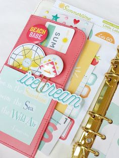 Webster's Pages Light Pink Color Crush Planner:: Anabelle O'Malley
