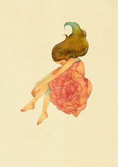 다섯시 by THENEW ART AGENCY, via Behance