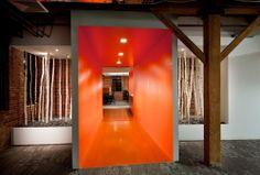 HubSpot's Office Headquarters | Modern Architecture & Office Interior Design