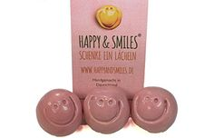 Smiley 3er Set pink-rosa HAPPY & SMILES® - Schenke ein La... https://www.amazon.de/dp/B077CNGPGF/ref=cm_sw_r_pi_dp_x_3ZfcAbV26HM9K
