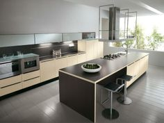 Selecting Kitchen Range Type for Convenient and Modern Kitchen Design