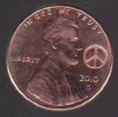 2010 HIPPIE Birth Year Coin - Find your Birth Year in our Store