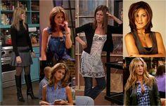 I always did love Rachel Green's style.