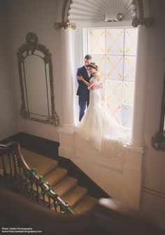 Stunning Wedding Photo | Castle Interior | Hensol Castle Wedding