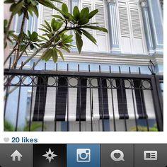 Vintage Singapore ShopHouse Credits: @karinkuok www.instagram.sg