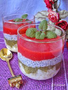 Ala piecze i gotuje: Deser z nasionami chia