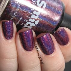 Something Wicked This Way Plums - Smitten Polish