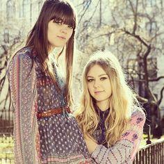 Swedish Songbirds Klara & Johanna