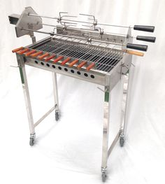 Cypriot BBQ is one of the best product of Sunshine BBQ. Cypriot BBQ roasts foodstuff by rotating the meat over charcoal on skewers or spits. It's impeccable for cooking pork, lamb or chicken. The machine also comes with a cooking grill so you can operate it as a standard BBQ as well. For more information visit our site:https://www.sunshinebbqs.com/cypriot-stainless-steel-charcoal-rotisserie.html