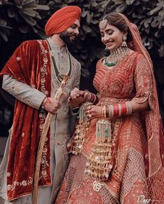 Best Of Punjabi Groom Outfits That You Must Bookmark For Your Wedding Indian Wedding Couple, Indian Wedding Jewelry, Sikh Wedding, Indian Bridal, Wedding Attire, Punjabi Wedding, Bridal Jewelry, Wedding Dresses, Groom Wear