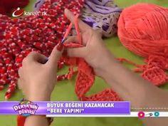 """Derya Baykal-Deryanın Dünyası-""""Motifli YELEK""""-04.03.2014"""