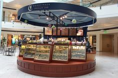 Easter at the Moonstruck Chocolate Cafe - Pioneer Place location
