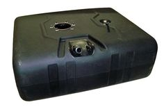 Titan Fuel Tanks 55 Gal After-Axle Utility Tank FORD Econline Utility Tank [8020199]