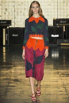 70s skirts & fashion trends 2015 - Spring/summer (Vogue.co.uk) Henry Holland