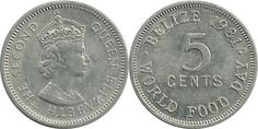 1981 Belize - 5 Cents (FAO) - Google Search