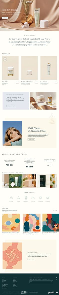 Skincare and wellness branding and web design in a modern, stylish and bright design and layout, gender neutral website design, e-commerce for cosmetic start up, cosmetic and skincare branding with cr Web Design Trends, Design Web, Web Banner Design, Layout Design, Graphic Design, Design Ideas, Website Design Inspiration, Layout Inspiration, Minimal Web Design