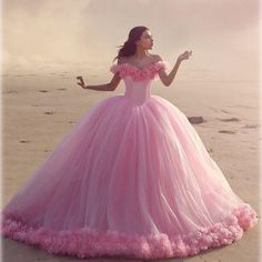 Cheap pink quinceanera dresses, Buy Quality quinceanera dresses directly from China pink quinceanera Suppliers: Elegant Pink Quinceanera Dresses With Flowers Sweetheart Tulle Ball Gown Debutante Gowns vestidos de 15 anos Tulle Ball Gown, Ball Gown Dresses, 15 Dresses, Pretty Dresses, Dress Up, Formal Dresses, Dress Long, Floral Ball Dresses, Long Prom Dresses