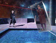 "Prada ""Real Fantasies"" Lookbook | FW12  from De Jeunes Gens Modernes"