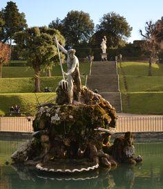 Jardin boboli, Florencia