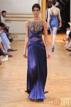 Zuhair Murad - Alta Costura - Otoño-Invierno 2013-2014 - http://es.flip-zone.com/fashion/couture-1/fashion-houses/zuhair-murad-4018 - ©PixelFormula